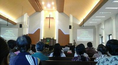 Photo of Church GKI Tegal at Jl.mt.haryono, Indonesia