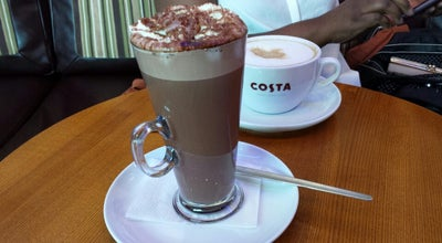 Photo of Coffee Shop Costa Coffee at Odeon, Aylesbury HP20 1UR, United Kingdom