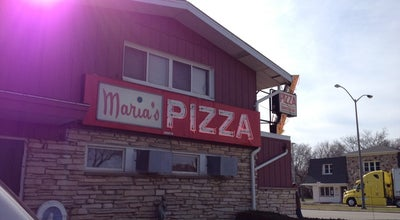 Photo of Pizza Place Maria's Pizza at 5025 W Forest Home Ave, Milwaukee, WI 53219, United States
