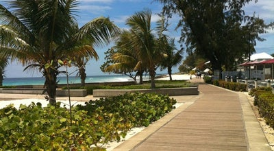 Photo of Trail Boardwalk at The Richard Haynes Boardwalk, Hastings, Barbados