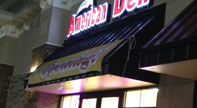 Photo of American Restaurant American Deli at 4959 Bill Gardner Pkwy, Locust Grove, GA 30248, United States