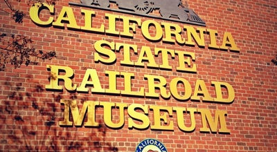 Photo of History Museum California State Railroad Museum at 125 I St, Sacramento, CA 95814, United States