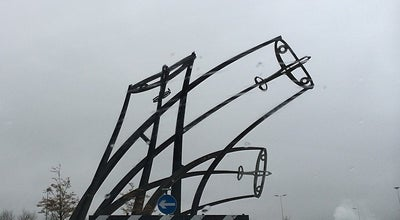 Photo of Monument / Landmark Spitfire Monument at Chester Rd, Birmingham B3 5 7, United Kingdom