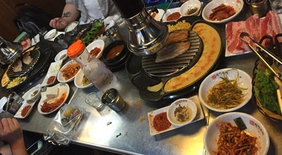 Photo of BBQ Joint 돼지우리 at 상록구 성안길 78-1, 안산시 15577, South Korea