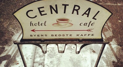 Photo of Cafe Central Hotel & Café at Tullinsgade 1, København V 1618, Denmark
