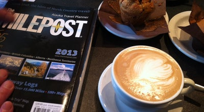 Photo of Coffee Shop Bean & Beyond Café at 120-12420 No. 1 Rd., Richmond, BC, Canada