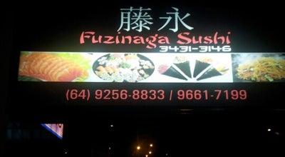 Photo of Chinese Restaurant Fuzinaga sushi at Brazil