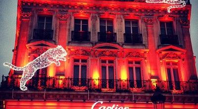Photo of Jewelry Store Cartier at 154 Avenue Des Champs-élysées, Paris 75008, France