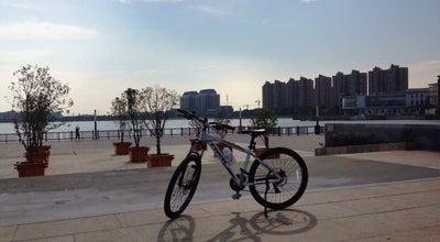 Photo of Lake 青剑湖 Qingjian Lake at Suzhou, Ji, China