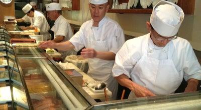 Photo of Sushi Restaurant Matsuhisa at 129 N La Cienega Blvd, Beverly Hills, CA 90211, United States