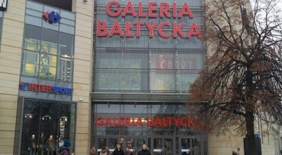 Photo of Mall Galeria Bałtycka at Al. Grunwaldzka 141, Gdańsk 80-264, Poland