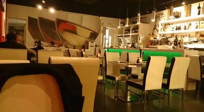 Photo of Japanese Restaurant Mooi Sushi Lounge at Rambla Principal, 3, Vilanova i la Geltrú, Cataluña 08800, Spain