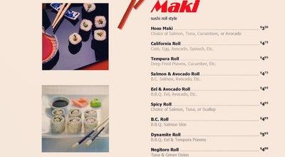 Photo of Sushi Restaurant Azuma Sushi at 615 Yates St, Victoria, BC V8W 1L2, Canada