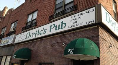 Photo of Bar Doyle's Pub at 1024 Morris Park Ave, Bronx, NY 10461, United States