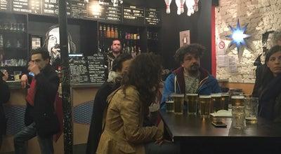 Photo of Bar Le Dude at 214 Rue Saint-maur, Paris 75010, France