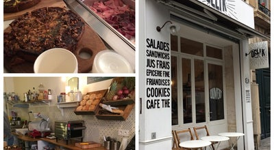 Photo of Restaurant Le Delik at 12 Rue De Chateaudun, Paris 75009, France