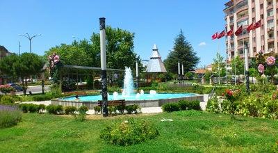 Photo of Park Şehitler Parkı at Turkey