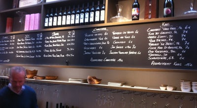 Photo of Wine Bar WINEBAR Cuvee QV at Philipstockstraat 41, Brugge 8000, Belgium