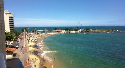 Photo of Beach Praia da Areia Preta at Av. Des. Lourival Almeida, Guarapari, Brazil