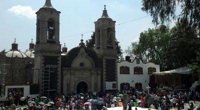 Photo of Church Rectoria de San Antonio de Padua - Construcción: Año 1959 at Calle Guerrero S/n, Pueblo San Pedro Cuajimalpa 05000, Mexico
