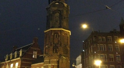 Photo of Monument / Landmark Munttoren at Muntplein 1, Amsterdam 1111 AA, Netherlands