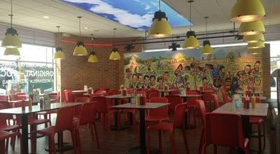 Photo of Burger Joint Hambuguesas El Corral at Variante Chía, Colombia