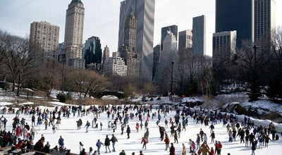 Photo of Skating Rink Wollman Rink at 111 W. 57th St, New York, NY 10019, United States