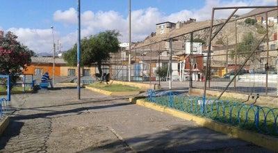 Photo of Basketball Court Plaza Matta at Matta, Antofagasta, Chile