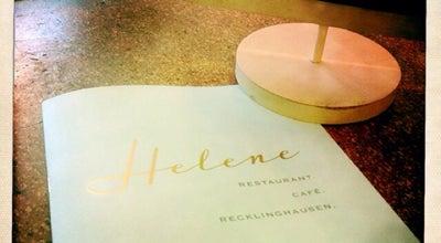 Photo of Cafe Helene Restaurant Café at Germany