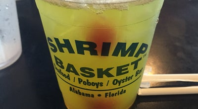 Photo of Seafood Restaurant Shrimp Basket at 60 W Nine Mile Rd, Pensacola, FL 32534, United States