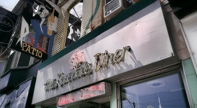 Photo of Wine Bar The Rosedale Diner at 1164 Yonge St., Toronto, ON M4W 2L9, Canada