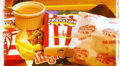 Photo of Burger Joint Rancho's Burger at Remigio Crespo, Santa Ana de los cuatro ríos d Ec010150, Ecuador