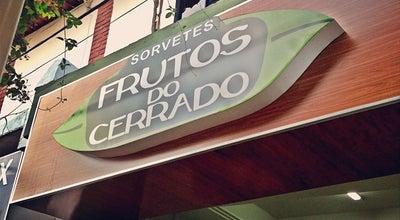 Photo of Ice Cream Shop Frutos do Cerrado at Al. Lurdinha Diniz, 15, Pirapora 39270-000, Brazil