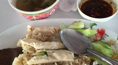 Photo of Asian Restaurant โดมข้าวมันไก่ ตรงข้าม รพ. เมืองนารายณ์ at Muang Lop Buri, Thailand