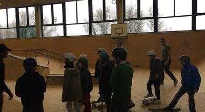Photo of Skate Park Skatepark Het Colosseum at Paradijsvogelstraat 12, Groningen 9713, Netherlands