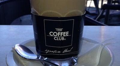 Photo of Cafe The Coffee Club at Brisbane Square (shop 20), 244-266 George St., Brisbane, QL 4000, Australia