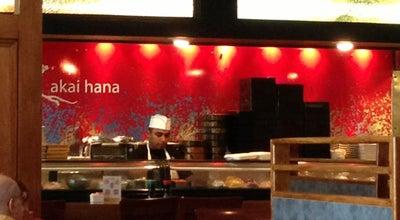 Photo of Japanese Restaurant Akai Hana Restaurant at 3223 Lake Ave, Wilmette, IL 60091, United States