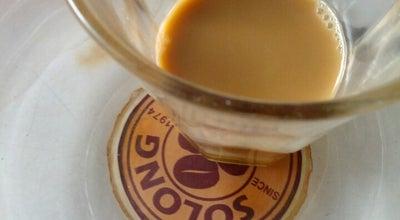 Photo of Coffee Shop Solong Mini Coffee at Jl. P. Nyak Makam No. 33, Lampineung, Banda Aceh 23116, Indonesia