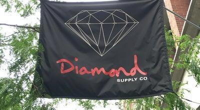 Photo of Clothing Store Diamond Supply Co. at 286 Lafayette St, New York, NY 10012, United States