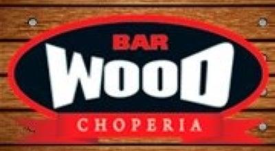 Photo of Bar Wood Bar & Choperia at Rua Dona Francisca, 1495, Joinville 89221-006, Brazil