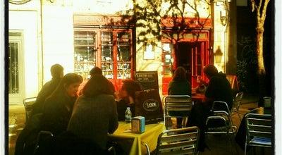 Photo of Cocktail Bar La Alcoba Azul at San Domenec Del Call, 14, Barcelona 08002, Spain