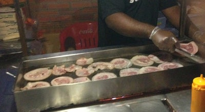 Photo of Burger Joint La Markesina Home Style Burger at Calle Alberto Peguero No.53, Santo Domingo, Dominican Republic
