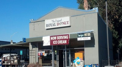 Photo of Donut Shop Royal Donut Shop at 1090 Burlingame Ave, Burlingame, CA 94010, United States