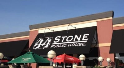 Photo of Gastropub 44 Stone Public House at 3910 Peachtree Dr, Columbia, MO 65203, United States