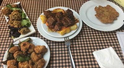 Photo of Spanish Restaurant Bar El Trabucaire at Sant Joaquim 34, Badalona 08911, Spain