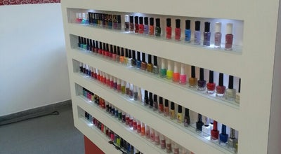Photo of Nail Salon Esmalteria 1001cores at Av. Robert Kennedy, 1850. Em Frente Ao Golden Ball., São Bernardo do Campo 09860-122, Brazil