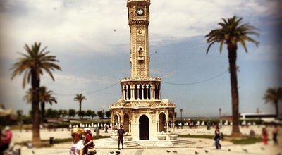 Photo of Monument / Landmark Konak Saat Kulesi at Konak Meydanı, izmir 35100, Turkey