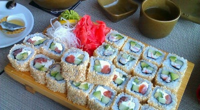 Photo of Sushi Restaurant Gan Bei at Duntes Iela 19a, Rīga 1005, Latvia