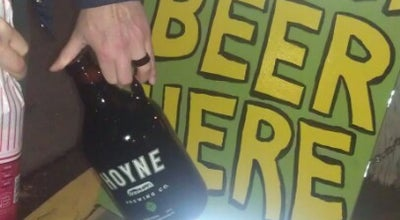 Photo of Brewery Hoyne Brewing Company at 101-2740 Bridge Street, Victoria, BC V8T 5C5, Canada