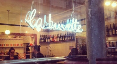 Photo of Wine Bar La Buvette at 67 Rue Saint-maur, Paris 75011, France